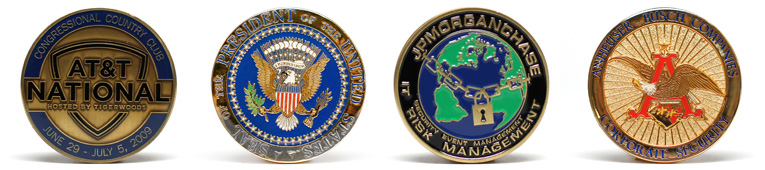 Customized Corporate Coin