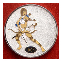 Special Features Coin